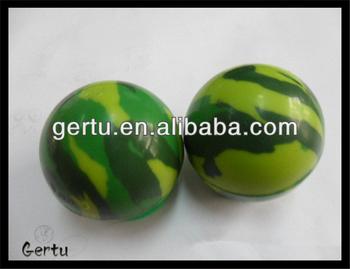 mixed color high bouncing ball,vending machine balls