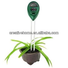 3 in 1 Plant Flowers Soil Meter (PH + Moisture + Light)