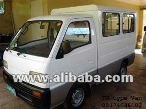 Fb type Multicab School Van OFW