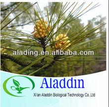 Hight Quality Prevent Diabetes Pine Pollen Extract 10:1 UV