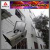 Wireless special effect stage/theatre/dj/disco 1500w dmx snow machine