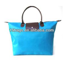 2013 Fashion promotion satin folding shopping bag