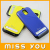 hot selling 3200mAh External Back Up Battery Case for Samsung Galaxy S4