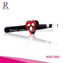 Colorful Rhinestone Best Tweezers For Facial Hair In Beauty And Personal Care