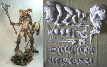' Bad Blood ' Predator NARIN 1/6 Scale Resin Kit