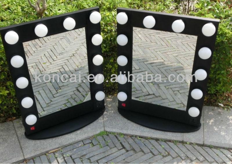 Professionelle led spiegel sch nheitssalon spiegel aluminium salon spiegel beleuchtet aluminium - Spiegel salon ...