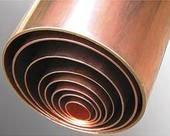 Red Brass Pipe