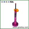 Pink Color LED Cordless Dental Curing Light