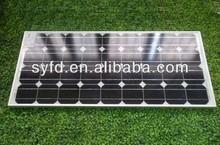 high quality best price power 100w solar panel