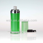 Lip Shaped Acrylic 50ml Plastic Bottles
