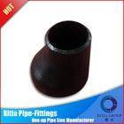 Ansi b16.9 standard gi tee reducer pipe fitting