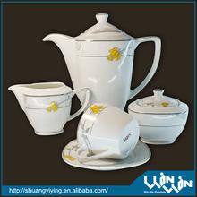 gold plated tea set wwts13008