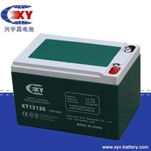 12V12AH sealed lead acid battery AGM battery
