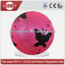 Hot popular selling Butterfly effect ball spray paint ball