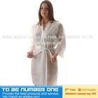 Hotel bathrobe,bathrobes nightgowns thermal women, Non-woven disposable bathrobe,Kimono ,Beauty Coat