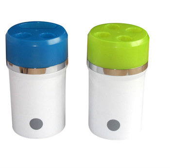 FDA approved family UV toothbrush sanitizer/disinfector