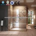 Sécurité acrylique panneaux muraux de douche