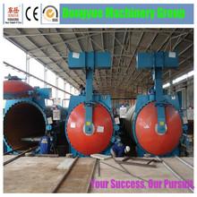 aac block making machine price large profit made in China Dongyue brand