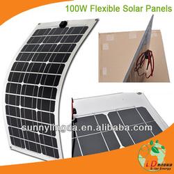 High Quality SLD-SMB-100W solar panel 100 solar panel 100 watt solar panel 100w