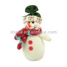 ISX-102 Christmas Santa Puppet Ornaments