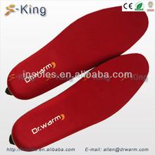 Custom moldable heated ski boot insole SK-HI-W3R-6339