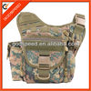 waterproof polyester bag Outdoor Military Camera Sling Bag Black