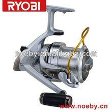 RYOBI Aluminum spool spinning fishing reel great low price fishing reel