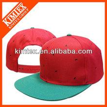 flat bill hat watermelon spring summer hats
