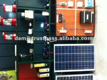 Solar Power Equipments - Led Based Solar Lighting, Solar Home ...
