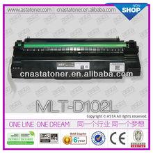 original quality compatible toner D102 for samsung printer spare parts