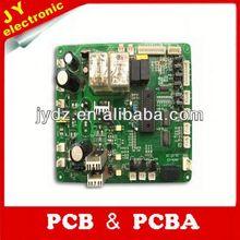 lcd tv menu board pcb assembly