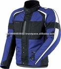 Motorcycle race textile jacket