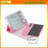 Hot selling bluetooth keyboard leather case for google nexus 7 2nd generation New nexus 7 bluetooth keyboard