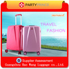 Big Sale Pink Unique PC ABS Lightweight Hardside Luggage Spinner Wheels Suitcase For Sale Wholesale