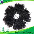 Noble mejor- venta de grado 5a 100% sin procesar virgen remy indio del pelo humano del cordón corto peluca
