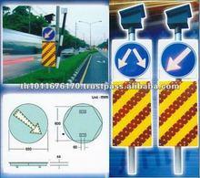 Solar Flashing Signage LED Display Sign