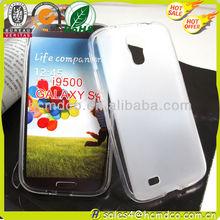 carbon fiber so fit phone case for samsung i9500