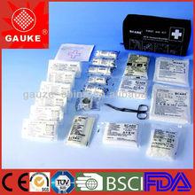 Básica bem - abastecido kit médico kit de primeiros socorros para casa