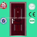 نماذج الباب الرئيسي lbs-8828 ادنى الحديد المطاوع الأبواب الأمنية