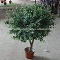 artificial de árvores de eucalipto da planta com o preço felizes