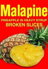 Canned Pineapple in Heavy Syrup