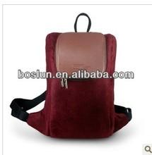 New Special Felt Fashion School Backpack Bag