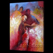 Textured Canvas Art (55Figure63)