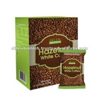 Hazelnut White Coffee - Private Label and OEM