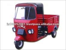 Three Wheeler Cargo Van