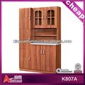 k807a pronto para montar a indonésia original do armário de cozinha fabricados na china