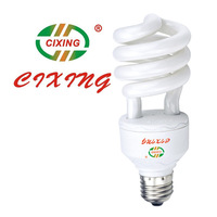 Cixing Half Spiral Cheap Energy Saving Light Bulb