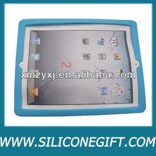 Silicone cover for ipad/ipad mini, silicone ipad cover