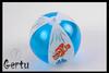 Custom logo pvc inflatable ball