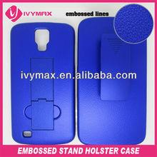 leather design holster case for samsung s4 active i9295